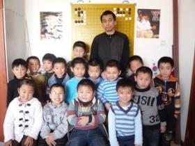田老师和他的弟子们